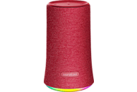 ANKER Soundcore Flare Bluetooth Lautsprecher, Rot, Wasserfest