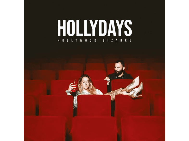 Hollydays - Hollywood Bizarre (+1 Bonus Track) [CD]