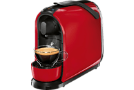 TCHIBO CAFISSIMO Pure + 60 Kapseln (Espresso, Tee, Filterkaffee, Caffè Crema) Kapselmaschine Rot