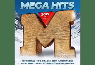 VARIOUS - Megahits 2019-Die Erste  - (CD)