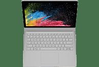 MICROSOFT Surface Book 2 - 8GB / 256GB i7 SSD i7-8650U , Platin - für Geschäftskunden