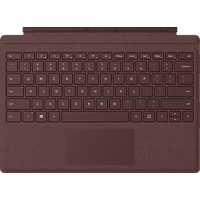 MICROSOFT - B2B Surface Pro Signature Type Tastatur, Bordeaux Rot - für Geschäftskunden