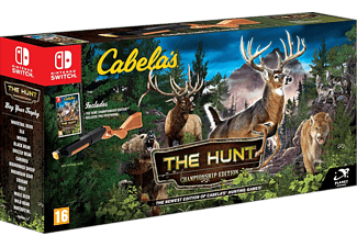 Switch - Cabela's The Hunt - Championship Edition - Bundle /E