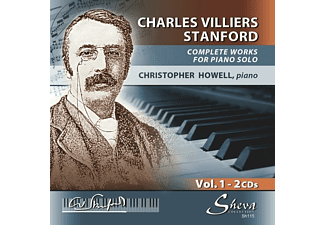 Christopher Howell - Complete Works for Piano Solo  - (CD)