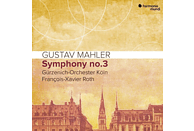 François Xavier Roth, Gürzenich-Orchester Köln - Mahler Symphony No. 3 [CD]