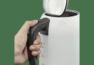 KOENIC KWK 5330 W Wasserkocher, Edelstahl/Weiß