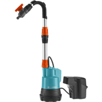 GARDENA 01749-66 2000/2 LI-18 OHNE AKKU Pumpe