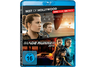 Arrival/Blade Runner 2049 Movie Pack 111 - Best of Hollywood [Blu-ray]