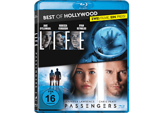 Life/Passengers Movie Pack 112 - Best of Hollywood [Blu-ray]
