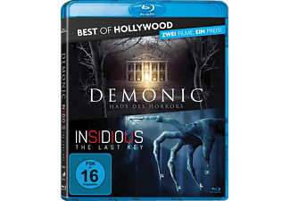 Demonic/Insidious - The Last Key Movie Pack 118 - Best of Hollywood [Blu-ray]