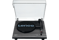 LENCO LS-10 Plattenspieler Schwarz