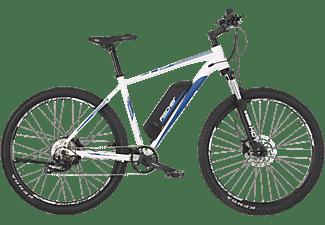 FISCHER MONTIS 2.0 Mountainbike (Laufradgröße: 27,5 Zoll, Rahmenhöhe: 27,5 cm, Unisex-Rad, 422 Wh, Perlweiß matt)