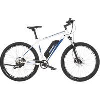 FISCHER - FAHRRAD MONTIS 2.0 Mountainbike (27.5 Zoll, 48 cm, MTB Rahmen, 422 Wh, Perlweiß matt)