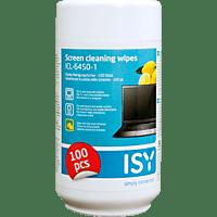ISY ICL-6450-1 Reinigungstücher, Weiß