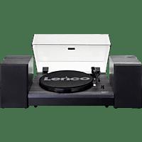 LENCO LS-300 Plattenspieler Schwarz