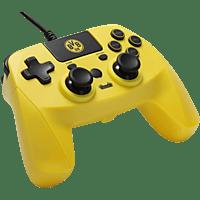 SNAKEBYTE BVB lizenzierter- Pro Controller für PS4 Controller, BVB 09 Design