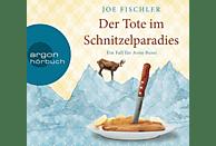 Heikko Deutschmann - Der Tote im Schnitzelparadies - (CD)