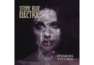 Stone Blue Electric - Speaking Volumes (Digipak) - (CD)