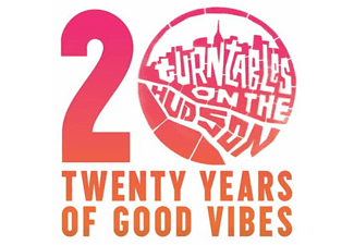VARIOUS - Turntables On The Hudson 20 Year Anniversary - (Vinyl)