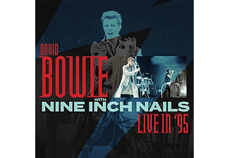 David Nine Inch Nails With Bowie - Live In '95 - (Vinyl)
