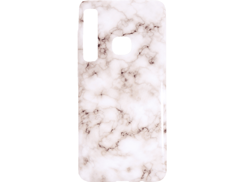V-DESIGN VMR 125 , Backcover, Samsung, Galaxy A9 (2018), Thermoplastisches Polyurethan, Mehrfarbig