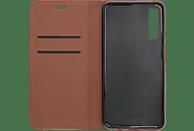 V-DESIGN VPR 056 , Bookcover, Samsung, Galaxy A7, Kunstleder, Braun