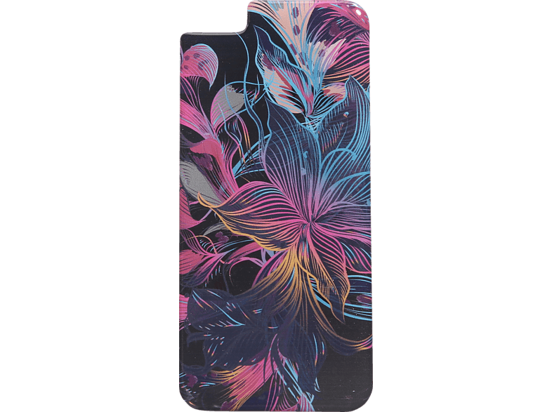 V-DESIGN VPB 096 , Backcover, Apple, iPhone 5, iPhone 5s, iPhone SE, quecksilberfreies Harz / polymere Folie, Mehrfarbig