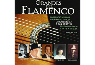 Grandes Del Flamenco - 5 CD