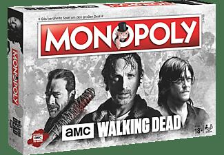 WINNING MOVES Monopoly - Walking Dead (AMC) Brettspiel Mehrfarbig