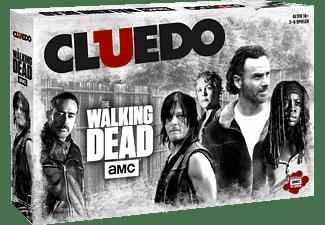 WINNING MOVES Cluedo - The Walking Dead AMC Gesellschaftsspiel Mehrfarbig