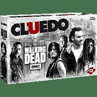 WINNING MOVES Cluedo - The Walking Dead AMC Gesellschaftsspiel, Mehrfarbig