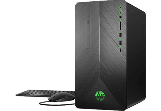 HP Pavilion Gaming 690-0019NV AMD Ryzen5-2400G / 8GB / 128GB SSD / 1TB HDD / GeForce GTX 1050Ti 4GB