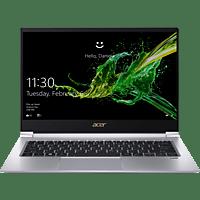 ACER Swift 3 (SF314-55-58CX), Notebook mit 14 Zoll Display, Core™ i5 Prozessor, 8 GB RAM, 256 GB SSD, GeForce® MX150, Silber