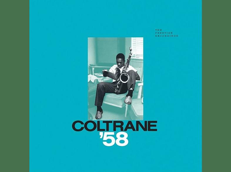 John Coltrane - Coltrane '58:The Prestige Recordings (Ltd.LP Box) [Vinyl]