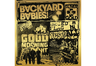 Backyard Babies - Sliver And Gold - (CD)