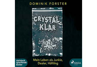 Crystal.Klar - 1 MP3-CD - Hörbuch