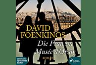 Erich Wittenberg - Die Frau Im Musée D'Orsay - (MP3-CD)