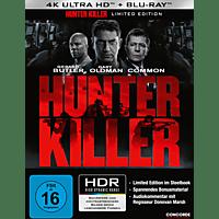 HUNTER KILLER STEELBOOK [4K Ultra HD Blu-ray + Blu-ray]