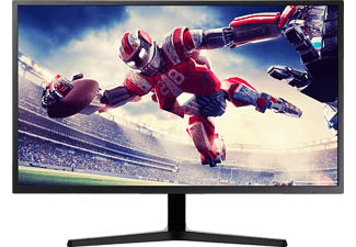 "SAMSUNG 32"" UJ590 UHD 4MS 60HZ FREESYNC HDMI DP Monitör"