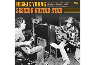 VARIOUS - Session Guitar Star - (CD)
