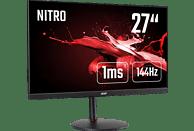 ACER Nitro XV272UP 27 Zoll WQHD Gaming Monitor (4 ms Reaktionszeit, 144 Hz)