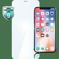 HAMA Premium Crystal Glass Schutzglas (Apple iPhone X/Xs)