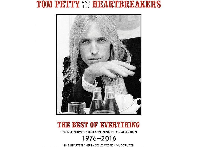 Tom & The Heartbreakers Petty - The Best Of Everything 1976-2016 (4LP) [Vinyl]