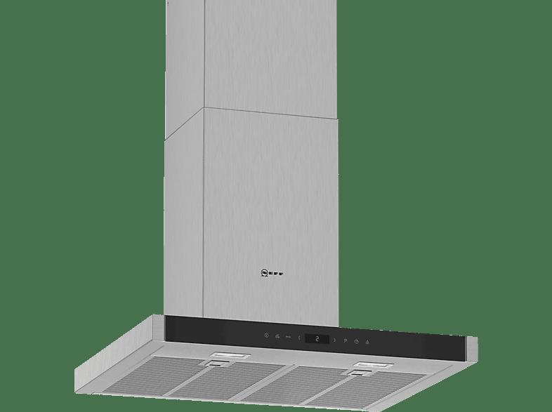 Neff Dunstabzugshaube Einbau 2021