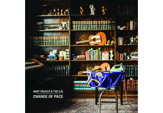 Andy Frasco, The U. N. - Change Of Pace - (CD)