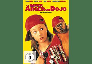 Monkey Trouble - Immer Ärger um Dojo DVD