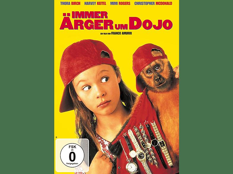 Monkey Trouble - Immer Ärger um Dojo [DVD]