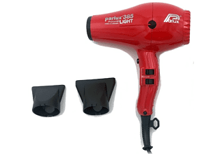 Secador - Parlux 385 PowerLight, 2150 W, 2 velocidades, 4 temperaturas, Iónico