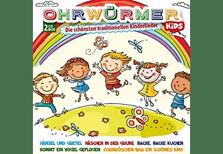 VARIOUS - Ohrwürmer Kids - Schönsten Tradition. Lieder  - (CD)