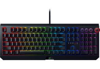 RAZER BlackWidow Elite - Clavier de jeu (Noir)
